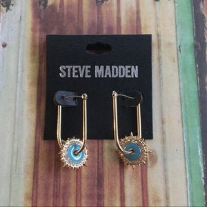 Steve Madden Spur Earrings